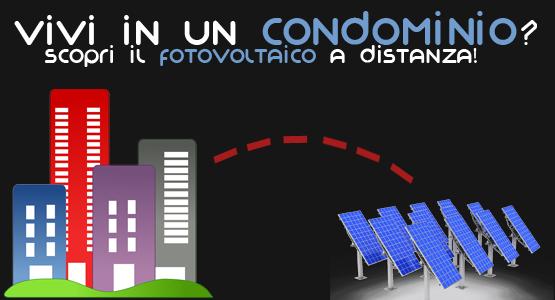 Il fotovoltaico a distanza: un opportunità unica al mondo solo a San Marino!